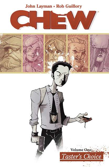 Cover of Chew v1