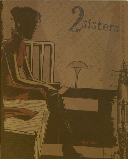 Two Sisters by Matt Kindt